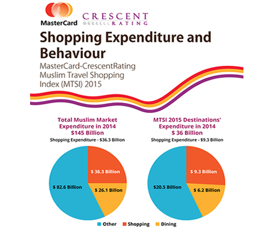 Shopping Expenditure and Behaviour